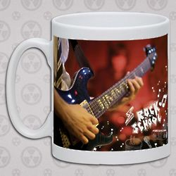 Personalized Rock School Mug