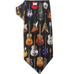 Guitar Tie
