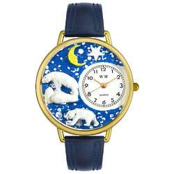 Polar Bear Watch with Miniatures