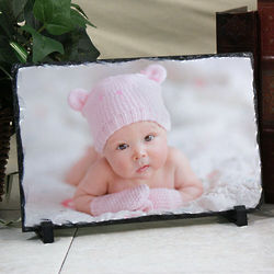 Picture Perfect Baby Photo Stone