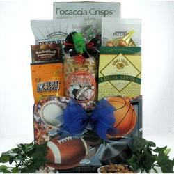Armchair Athlete Father's Day Gourmet Snack Gift Basket