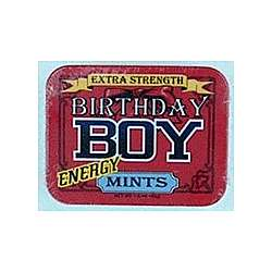 Birthday Boy Energy Mints