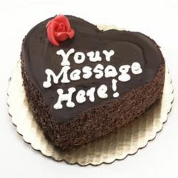 Heart Shaped Cheesecake
