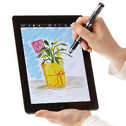 Fingerprint Touchscreen Stylus