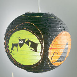 Halloween Critters Paper Lantern