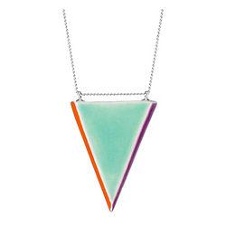 Handmade Prism Pendant