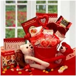 I Love You This Much Teddy Bear Gift Set
