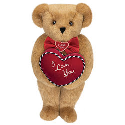 "15"" Romantic at Heart Teddy Bear"