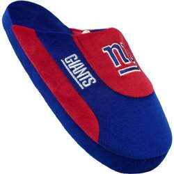 New York Giants Low Pro Stripe Slippers