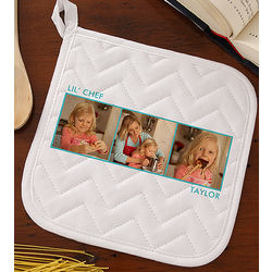Personalized Photo Potholder