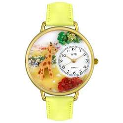 Giraffe Watch with Miniatures