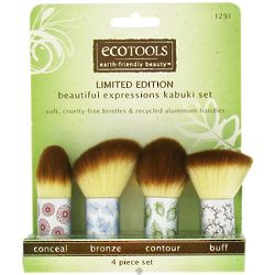 Beautiful Expressions Kabuki Brushes