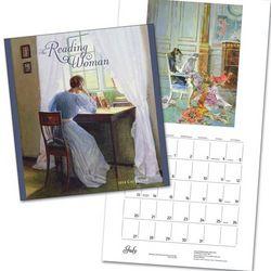 2014 Reading Women Wall Calendar