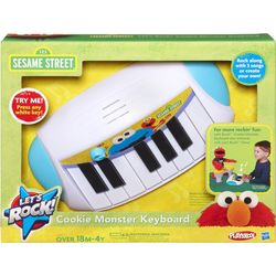 Cookie Monster Keyboard Toy