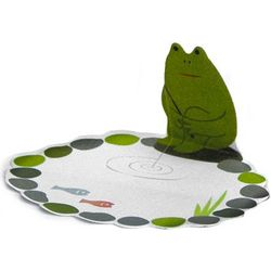 Froggy Stand Up Sticky Notes