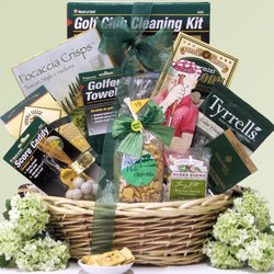 Par For The Course Father's Day Golf Gift Basket