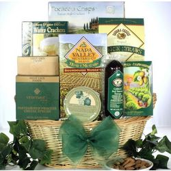 Thinking of You Father's Day Gourmet Cheese Gift Basket