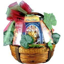 Distinguished Gourmet Kosher Large Gift Basket