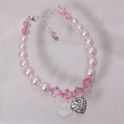 Dad Daughter Gift Bracelet