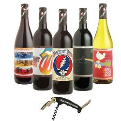 Wines that Rock Gift Collection