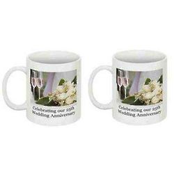 25th Anniversary Coffee Mugs