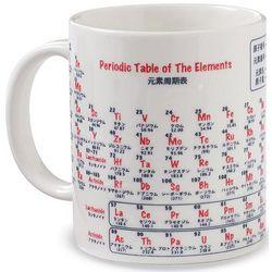 Periodic Table Japanese Math and Science Mug