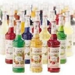Monin750 Concentrated Natural Syrup