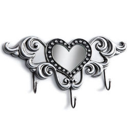 Winged Heart Keyhook
