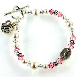 A Sisters Love Bracelet