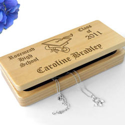 Personalized Class Of Wooden Keepsake & Jewelry Box