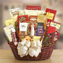 The Ultimate Sympathy Gift Basket