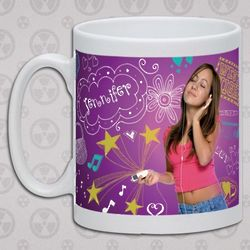 Personalized West High Music Mug
