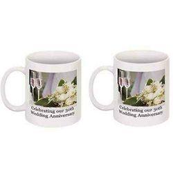 30th Anniversary Coffee Mugs