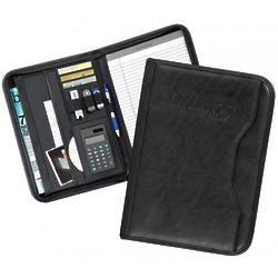Whatever It Takes Executive Padfolio with Calculator