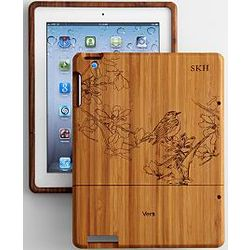 Vers Wood iPad Case