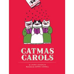 Catmas Carols Book