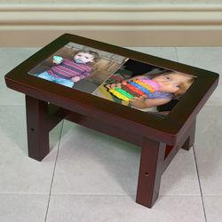 Custom Photo Tile Step Stool