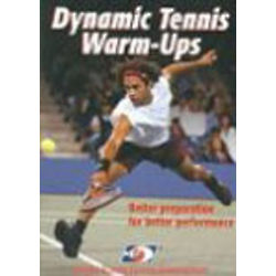 Dynamic Tennis Warm-Ups Tennis DVD