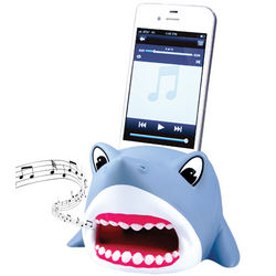 Shark iPhone Amplifier and Stand