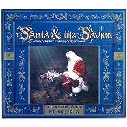 Santa and the Savior Book