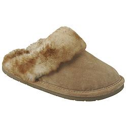 Women's Sheepskin Slide Slippers