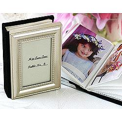 Mini Photo Album Placecard Frame Favor