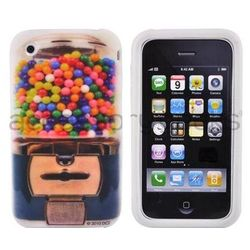 iPhone 3G 3GS Gumball Silicone Case
