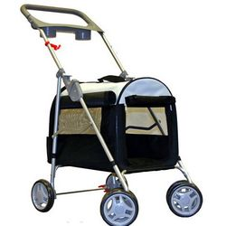 Cat Carrier/Stroller in Blue