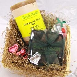 Sweetheart Chocolate Gift Basket