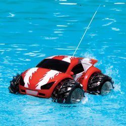 Amphibious Remote Control Car