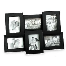 6 Opening Mini Collage Picture Frame
