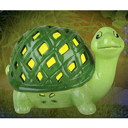 Solar Light Garden Turtle