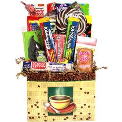 Coffee Bean Retro Candy Gift Box