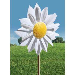 Handpainted Daisy Garden Spinner